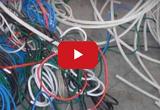Переработка электрического кабеля