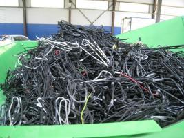 Линия по переработке проводников тока
